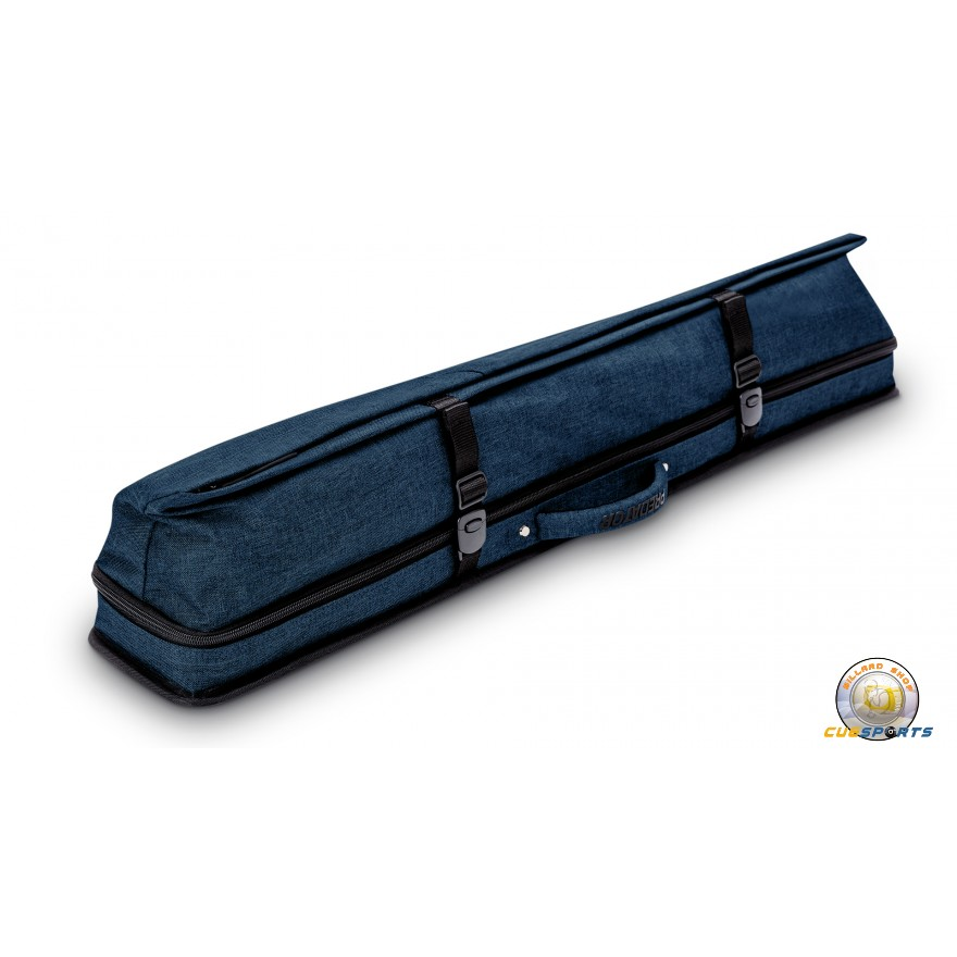 Predator Urbain 3x5 blue Top Zipper Hard Case