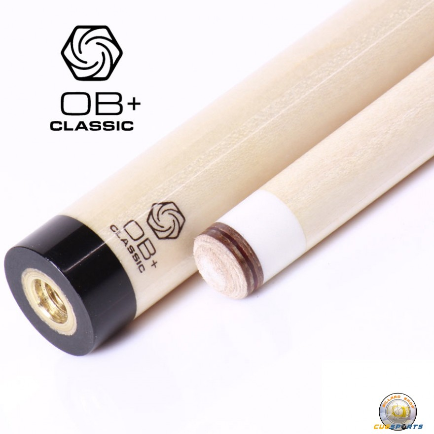 OB Plus Classic Poolbillard Queue Oberteil, 5/16x18, 12,75mm
