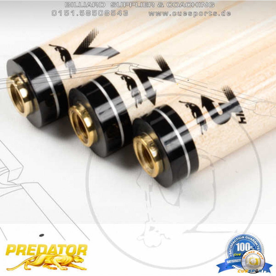 Predator shaft Z-3 with 5/16x14 Joint