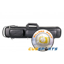 Leather Cue Case 3/5 black