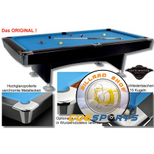 Pooltable Club Master 8ft