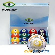 Billardkugeln - Cyclop Athena Pool Ball set