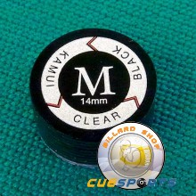 KAMUI Black CLEAR Medium 14mm