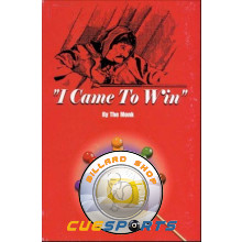 Monk - I Came To Win e-Book