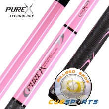 Players HXT-P3 Pure X PINK Jump / Break Cue