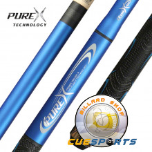 Players HXT-P4 Pure X ICEBLUE Jump / Break Cue