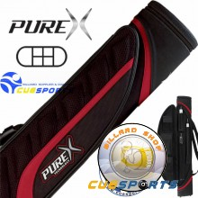 PureX Special Edition 2x4 Black / Red