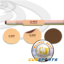 Q-WIZ Cue Shaft care