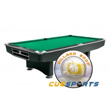 Pooltable Competition, 9 ft. black