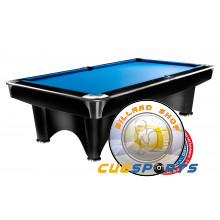 Pooltable Billardtisch Dynamic III, 9 ft. black