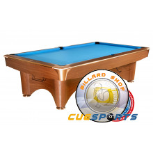 Pooltable Dynamic III, 9 ft. brown